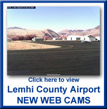 View new Lemhi County Airport Web Cams